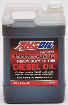 We call this  diesel oil ACD. Amsoil SYNTHETIC HEAVY DUTY DIESEL OIL 10W30/SAE30.  Please call for my best pricing Fleet / case and barrel pricing