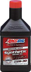 We call this ASL.ASL signature series is a  Synthetic 5w30 motor oil designed for those that want to