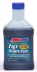 We call this HPI.2 cycle oil. Synthetic 2 cycle oil Excellent for all atv motors with a performance emphasis on modern direct fuel injected (DFI) technology. Also recommended for personal watercraft, jet boats, motorcycles, snowmobiles and ATVs. Injector use or 50:1 premix.hp Injector is recommended for use in all two-cycle outboard motors including, but not limited to, Mercury® EFI & Optimax®, Johnson® and Evinrude® FICHT® and E-TEC™, Yamaha® HPDI, Nissan® and Tohatsu® TLDI®, Suzuki®, Mariner® and Force®. Also recommended for use in all two-cycle personal watercraft and jet boats, as well as snowmobiles, motorcycles and ATVs. .Call 800 692 7109  for best pricing, warehouse pickup and same day shipping Santana