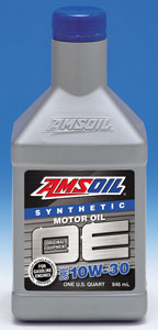 We call this OET.OET is a  Synthetic 10w30 motor oil designed for those that want to change their oil by the book.