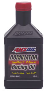 We call this TDR Dominator. Synthetic racing oil for your  2 cycle engine.  If you race/run hard and hot on the edge this is your lube. JASO FC, API TC DOMINATOR is recommended for use in high performance stock or modified two-cycle motors, including air or liquid cooled snowmobiles, personal watercraft, motorcycles (Moto X), ATVs, go-carts and outboard motors*. Good for use with coated or non-coated pistons, high-octane racing fuels and exhaust power valves. Compatible with most other two-cycle oils, however, mixing oils should be minimized.  Use at 50:1 pre-mix ratios (2.6 oz. oil per U.S. gallon of gas) or as injection oil where JASO FC or API TC oils are specified. Not suitable for use with alcohol or nitro-methane fuels.Call 800 692 7109  for best pricing Santana. Ask about same day warehous pickup and same day shiping.